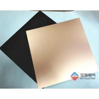 Black FR-4 Ccl Copper Clad Laminate Manufactures