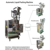 Cheap Liquid Rationing Automatic Packing Machine for sale