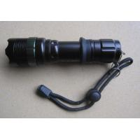 Buy cheap High Performance Cree LED Flashlight , Rechargeable Led Flashlight Torch from wholesalers
