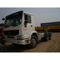Buy cheap HOWO tractor truck, tractor head, 336/371/420hp from wholesalers
