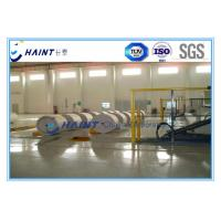 Quality Industrial Paper Roll Handling Equipment With Retractable Sectional Stopper wholesale