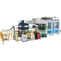 Cheap Waste Paper Pulp Molding Euipment Rotary Egg Tray / Egg Box Machine for sale