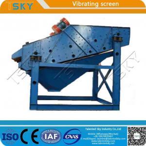 Cheap ZSG High Efficiency Heavy 9m² Vibratory Screen for sale