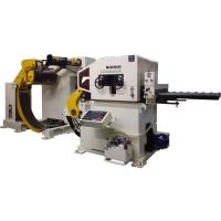 Cheap OEM Steel Coil Uncoiler , Automatic Feeding Press Punch Roller Feeder for sale