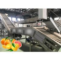 Cheap High Efficiency Lemon Juice Processing Plant 1500 T / Day For Beverage Factory for sale