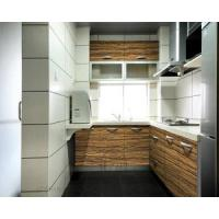 Cheap Modern MDF Kitchen Cabinet with ISO, and CE for sale