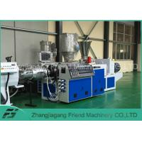 Quality High Performance Pvc Electrical Conduit Pipe Making Machine 20-160mm Diameter wholesale