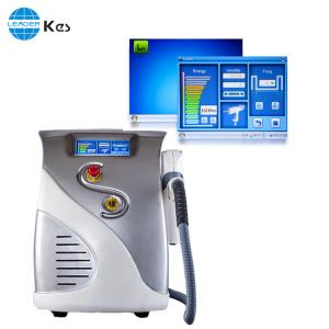 Cheap KES CE Q Switched Nd Yag Laser Tattoo Removal Machine for sale