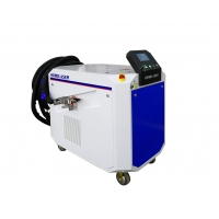 Cheap FDA 60mm Handheld Laser Cleaning Machine Precision Positioning for sale