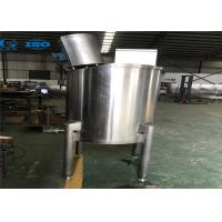Cheap Stainless Steel Industrial Batter Mixer For Sugar Cone Production Line for sale