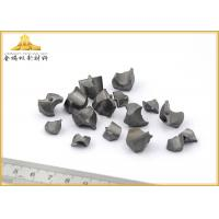 Buy cheap Non - Standard Tungsten Carbide Parts , Tungsten Carbide Lathe Tools For CNC from wholesalers
