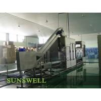 Cheap Stainless Steel  Full-auto  5 Gallon Water Filling Machine for sale