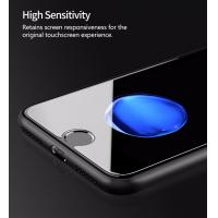 Cheap HD Clear iPhone Tempered Glass Screen Protector Anti Smudge For Iphone 6 7 8 for sale