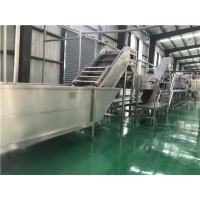 Cheap Ketchup Sauce PLC Control Tomato Processing Line Ss304 250t/D for sale