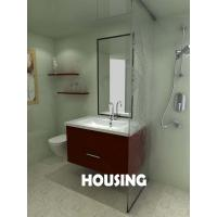 Customized Modern Bathroom Cabinets Vanities With Sink And