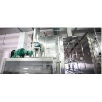 Cheap Herb Drying Food Production Machines Carbon Steel Material Large Capacity for sale