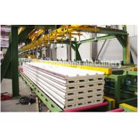 Cheap High Durability Easy Management PU Sandwich Panel Machine Continuous for sale