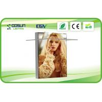 Cheap 83mm Customized Energy Saving Frameless Light Box For Advertisement , 12V / 24V for sale