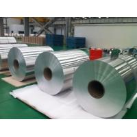 Cheap Chemical Composition Core 3003 + 0.5% Cu Clad 4045  Aluminum Foil Roll Thickness 0.08mm for welding Heat Exchangers for sale
