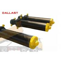 Cheap Hollow Plunger Single Acting Telescopic Cylinder Dump Truck Front Hydraulic Type for sale