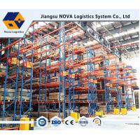 Cheap Powder Coating Heavy Duty Loading Capacity Pallet Racking With Wide Range for sale