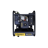 Cheap CE 480x4000x470mm 0.211L Portable Diesel Powered Generator for sale