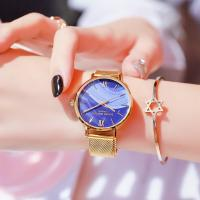 Cheap Waterproof French Minority Quartz Ladies Wrist Watches Japanese Quartz Movement for sale