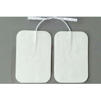 Cheap 6x9 cm reuse muscle stimulator electrode pads for tens/ muscle stimulatorguangzhou shanghai for sale