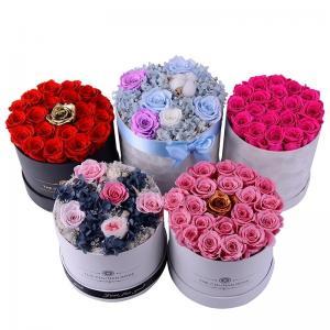 Cheap Real presered rose ot sell box flower presered rosese eternal promise for sale