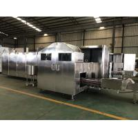 Cheap Low Noise Ice Cream Wafer Cone Making Machine For Business Anti Corrosion for sale