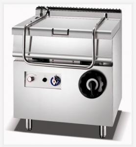 Cheap 80L 60L Commercial Cooking Equipment Electric Boiling Kettle / Tilting Bratt Pans for sale