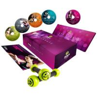 Cheap good price Zumba Fitness Exhilarate Body Shaping System DVD for sale