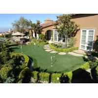 Cheap Home Decorative Residential Artificial Grass Outdoor With High UV Stability for sale