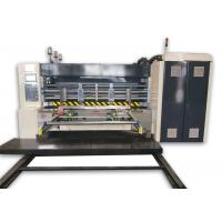 Cheap Fully Automatic Corrugated Cardboard Production Line Printer Slotter Machine for sale