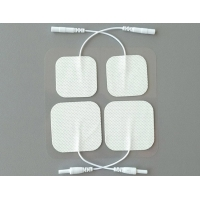 Cheap 4*4cm5*5cm Assembly Assembly Assembly  physiotherapy electrodes/self adhesive electrodes pads for sale