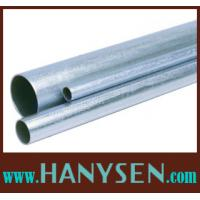 Cheap EMT pre-gal steel  Tube/steel pipe /conduit pipe for sale