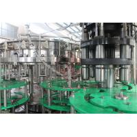 China Isobaric Beer Bottling Equipment Automatically Filling And Sealing on sale