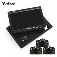 Cheap IP67 Car Reversing Aid System With Night Vision Camera 7 Inch LCD Monitor for sale