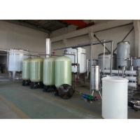 Cheap Ultrafiltration Water Treatment Equipments , Water Processing Equipment for sale