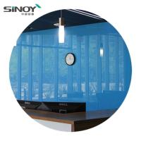 Cheap Deco beautiful Painted Glass With FENZI Paint for sale