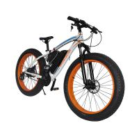 Cheap Cheap 350W fat tire electric bike, 26inch alloy electric bicycles  with lithium battery and pedal assistance for sale