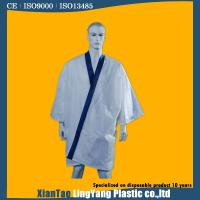 Buy cheap Gown Style Disposable Spa Garments , Beauty Salon Disposables Anti Static from wholesalers