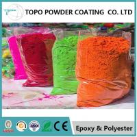 China Aluminum Chair RAL Powder Coat, Smooth Texture RAL1018 Epoxy Coating For Metal on sale