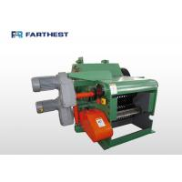 Cheap 15hp Biomass Energy Wood Chipper Machine To Splitting Tree Branches 4700kg Weight for sale