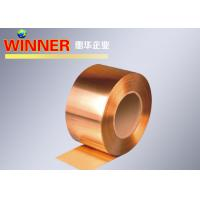 Cheap Customized Width Copper Nickel Strip Metal Composite Type Polished Surface for sale
