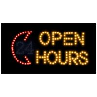 Cheap advertising board Flashing LED Sign Open sign for sale