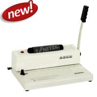 Cheap Coil Binding Machine S12   with CE Certificate for sale
