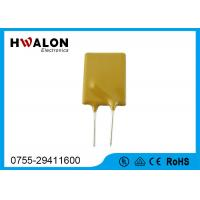 Cheap DIP/SMD PPTC Thermistor Polymeric Positive Temperature Coefficient Resettable Fuse for sale