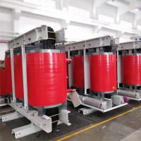 Buy cheap 1250kVA Cast Resin Dry Type Transformer IEC60076-11, DIN42523 Standards from wholesalers