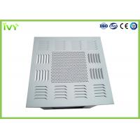 Cheap Air Conditioning HEPA Filter Box ISO9001 Certificated With Smooth Diffuser Plate for sale